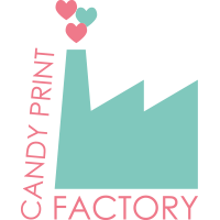 Candy Print Factory - Logo